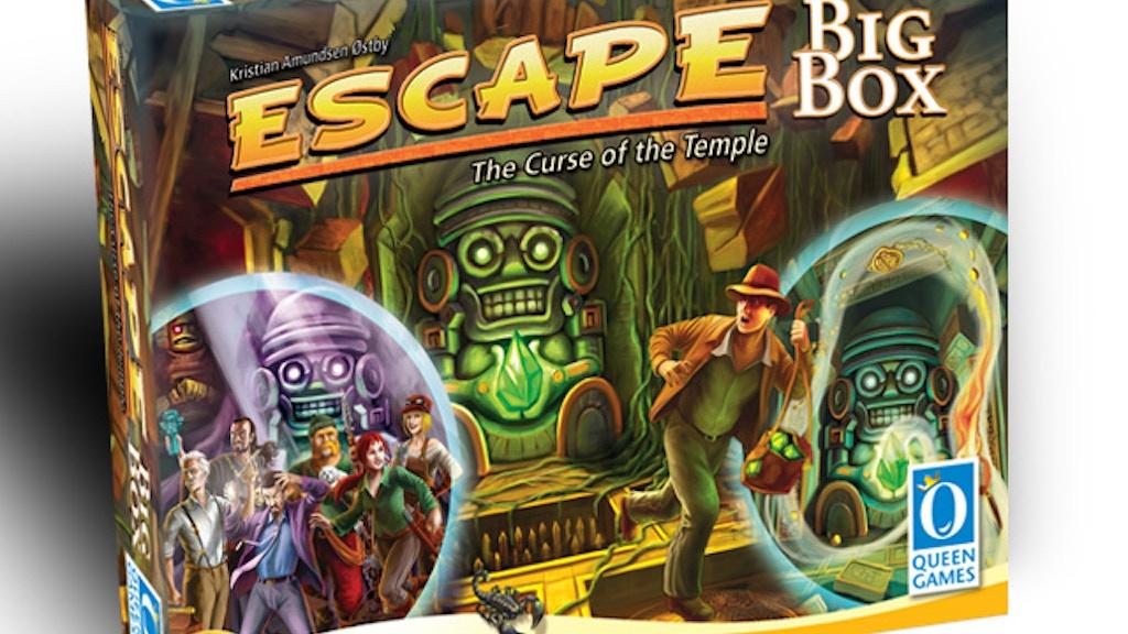Escape Big Box project video thumbnail