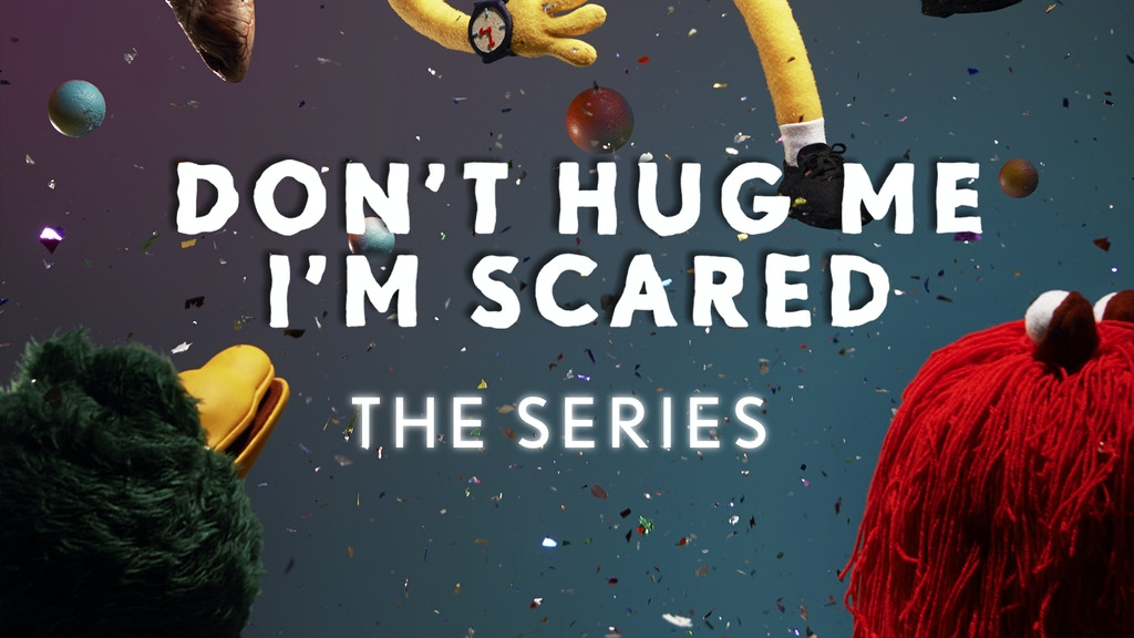 Don't Hug Me I'm Scared : The Series project video thumbnail