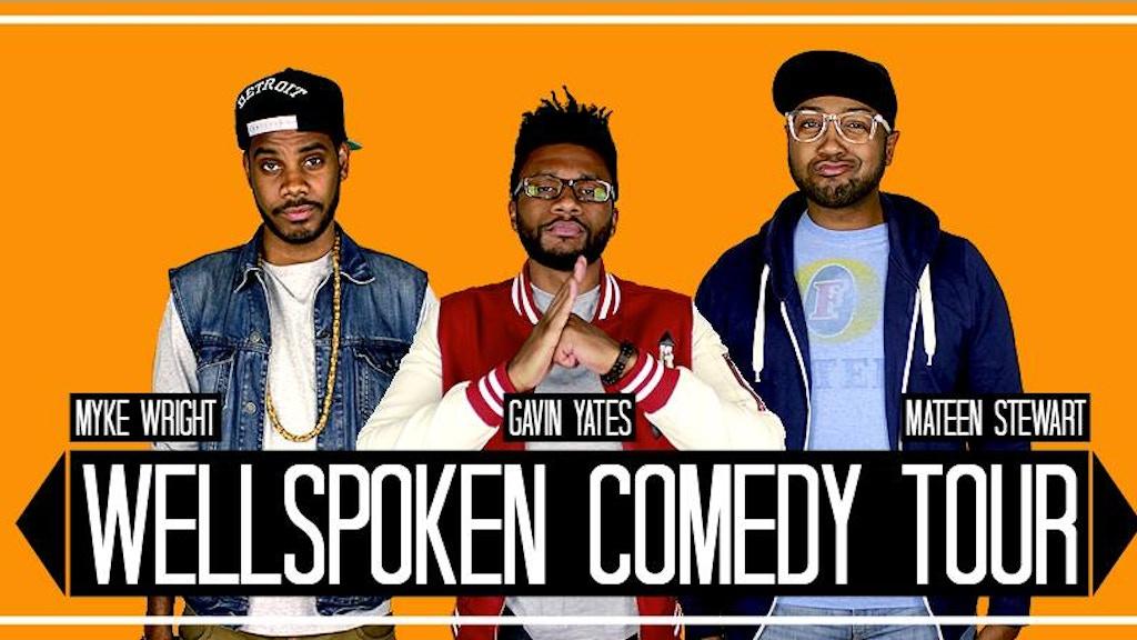 Wellspoken Comedy Tour 2014 project video thumbnail