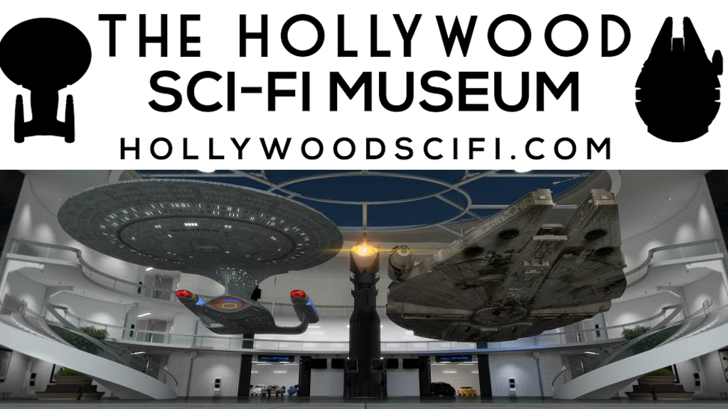 HOLLYWOOD SCI FI SCIENCE FICTION MUSEUM project video thumbnail