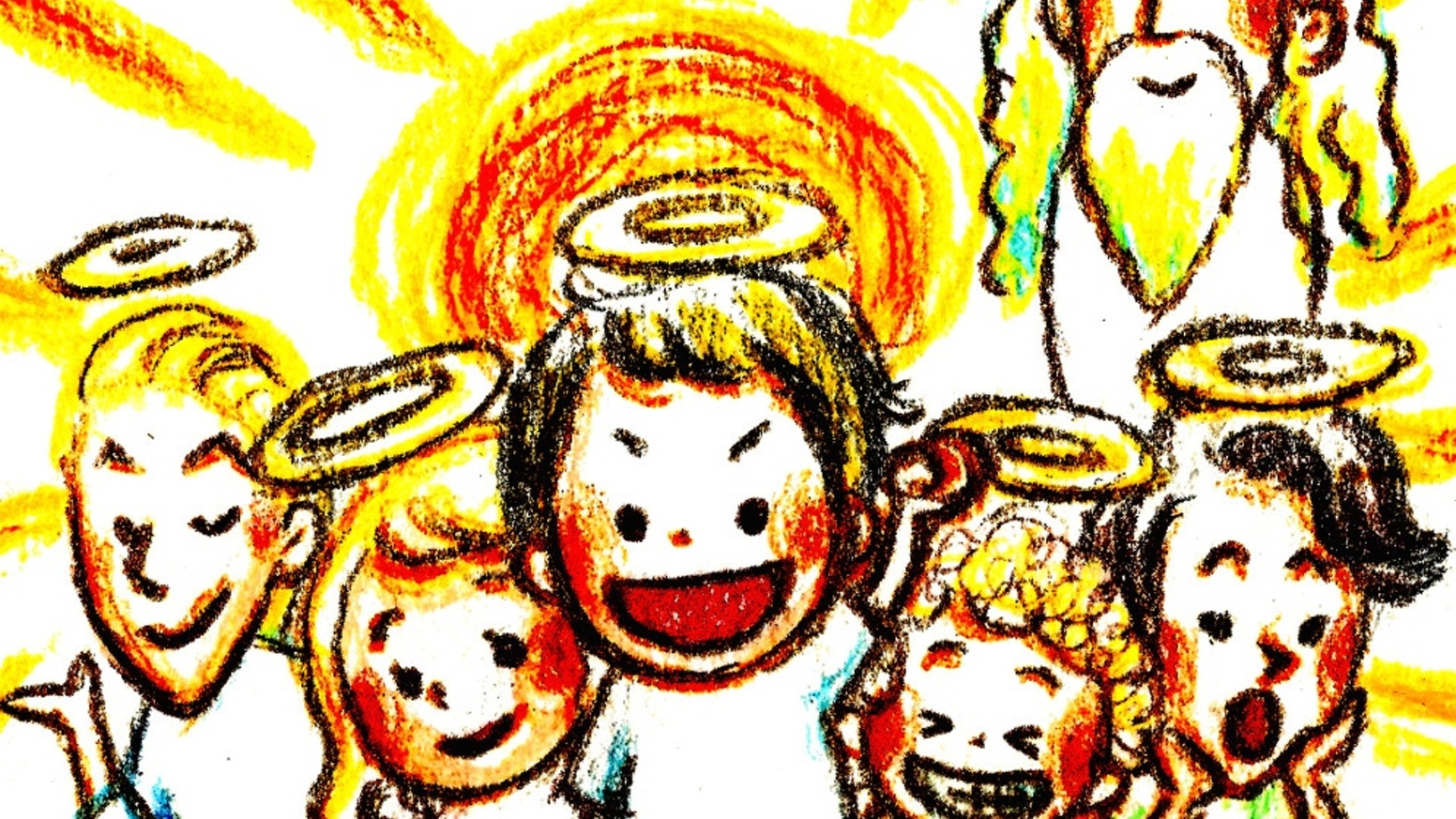 the new musical comedy angels at work by kuniki ebihara by the