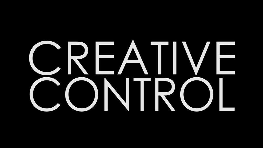 CREATIVE CONTROL project video thumbnail