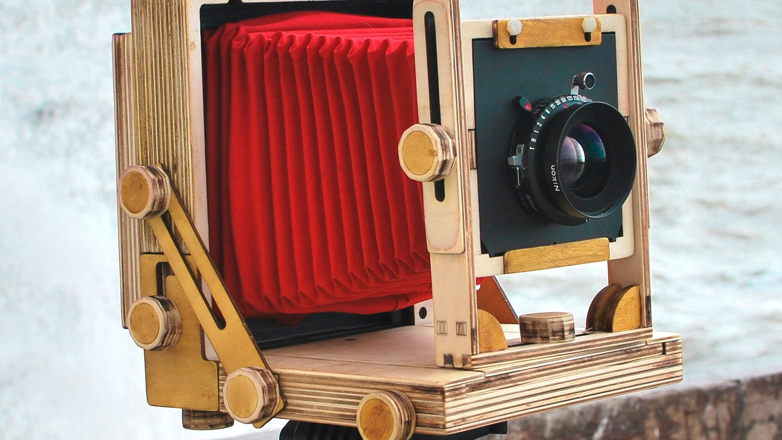 The Intrepid Camera is a high quality and affordable 4x5 field camera, it's light weight, packed with features and capable of creating breath taking images.