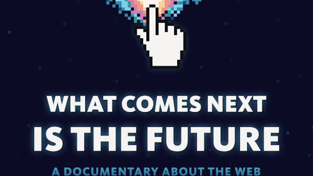 What Comes Next Is the Future project video thumbnail