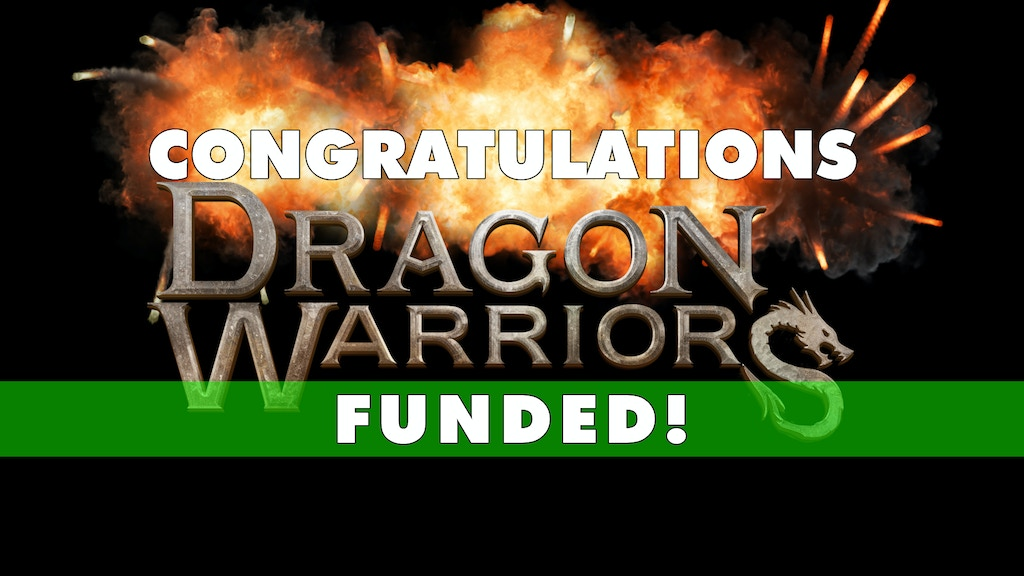 DRAGON WARRIORS:   a feature film starring James Marsters project video thumbnail