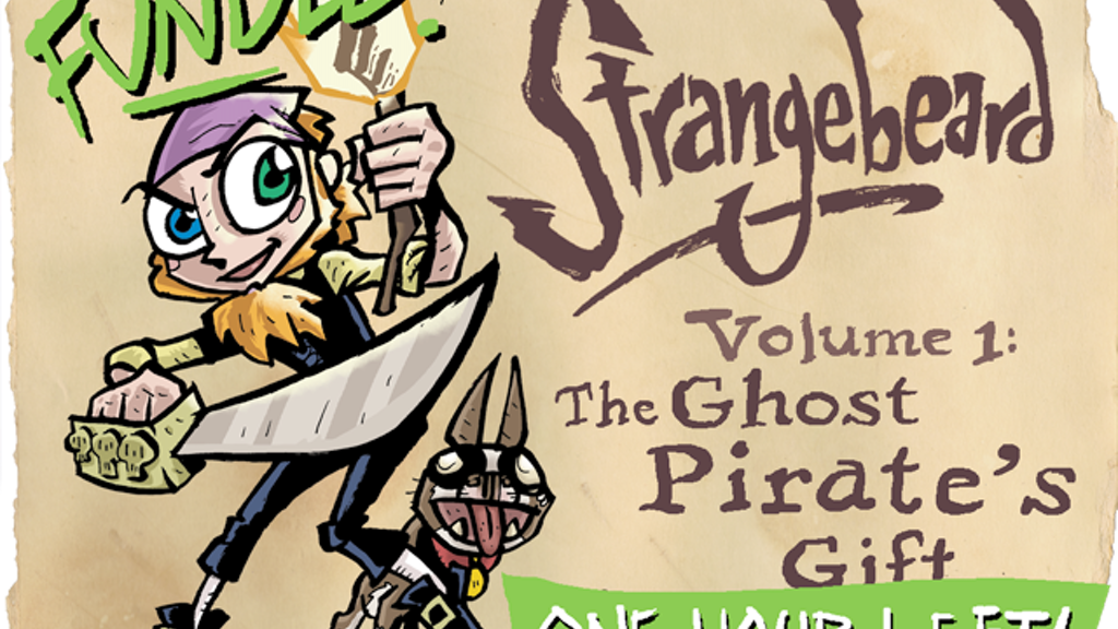 Strangebeard, Volume 1: The Ghost Pirate's Gift project video thumbnail