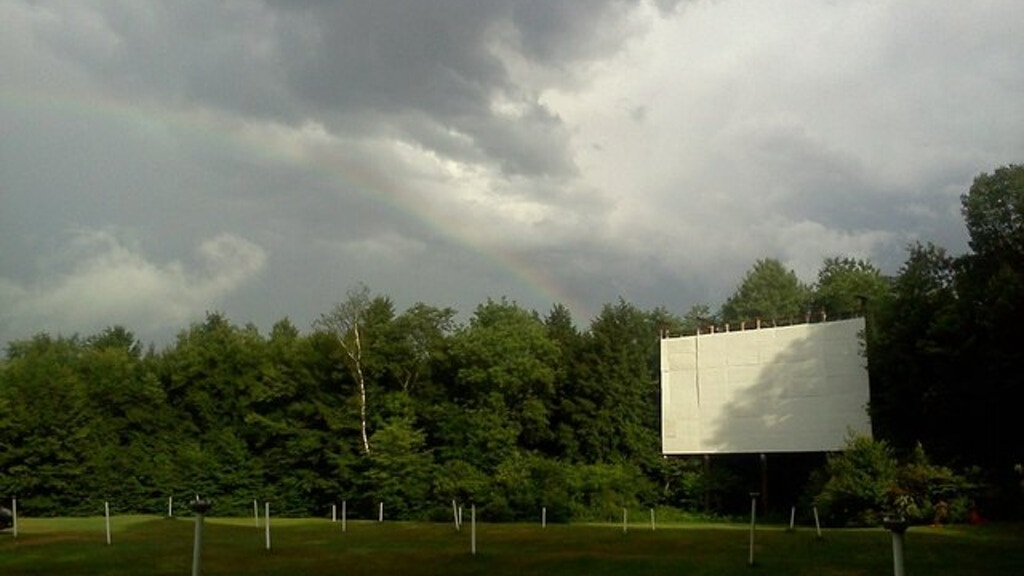 Randall Drive-In Movie Theatre Goes Digital project video thumbnail
