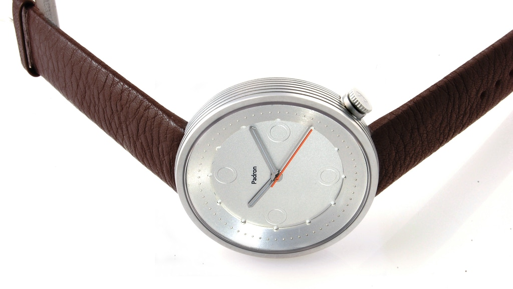 HENNEPIN - Modern Swiss and Automatic Watches by Padron project video thumbnail