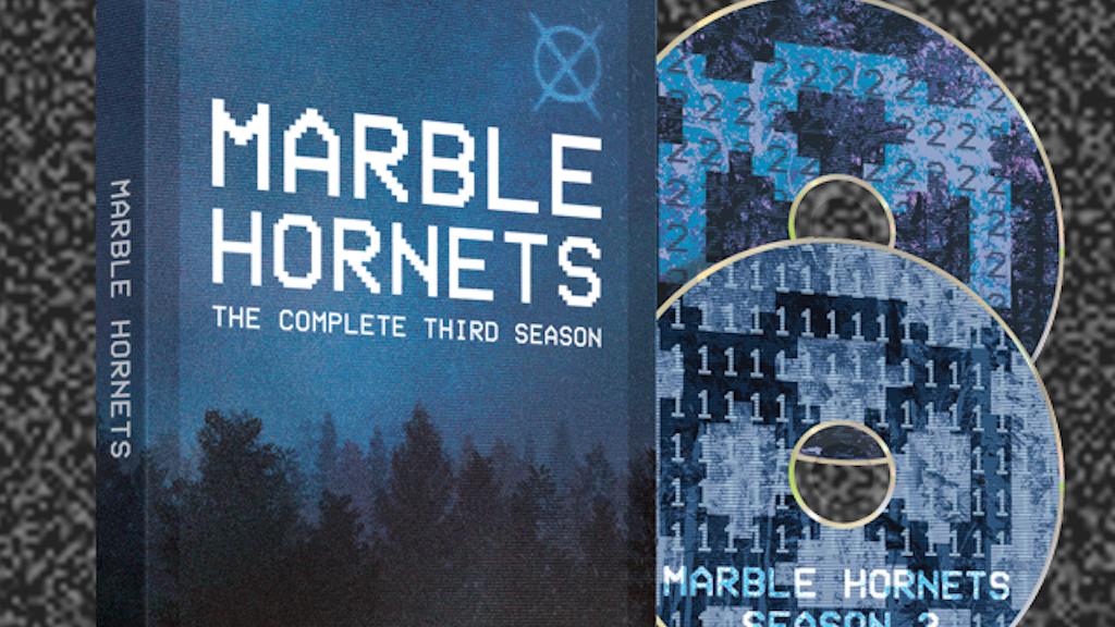 Marble Hornets Season 3 DVD project video thumbnail