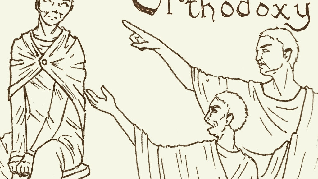 Orthodoxy: An RPG about the Politics of Reconstruction project video thumbnail