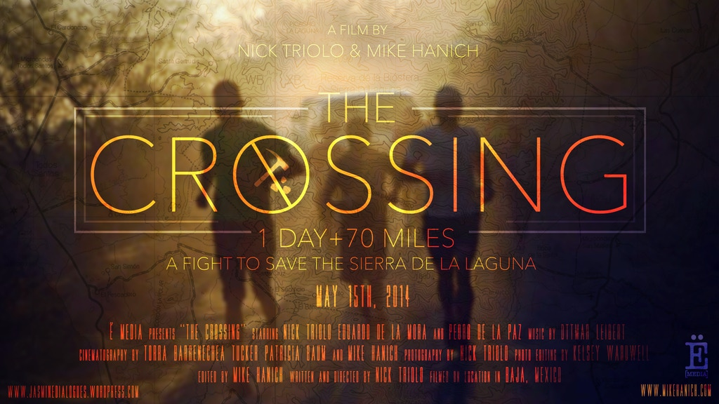 """""""The Crossing"""" Short Documentary project video thumbnail"""