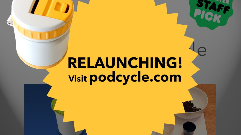 Project image for Podcycle is Relaunching – See description for details