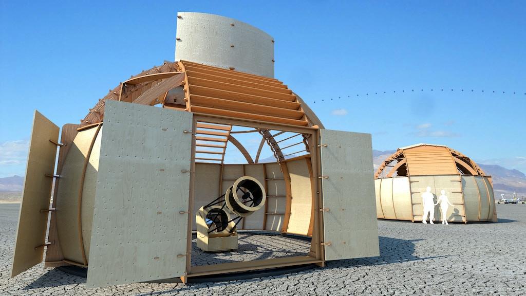 Black Rock Observatory project video thumbnail