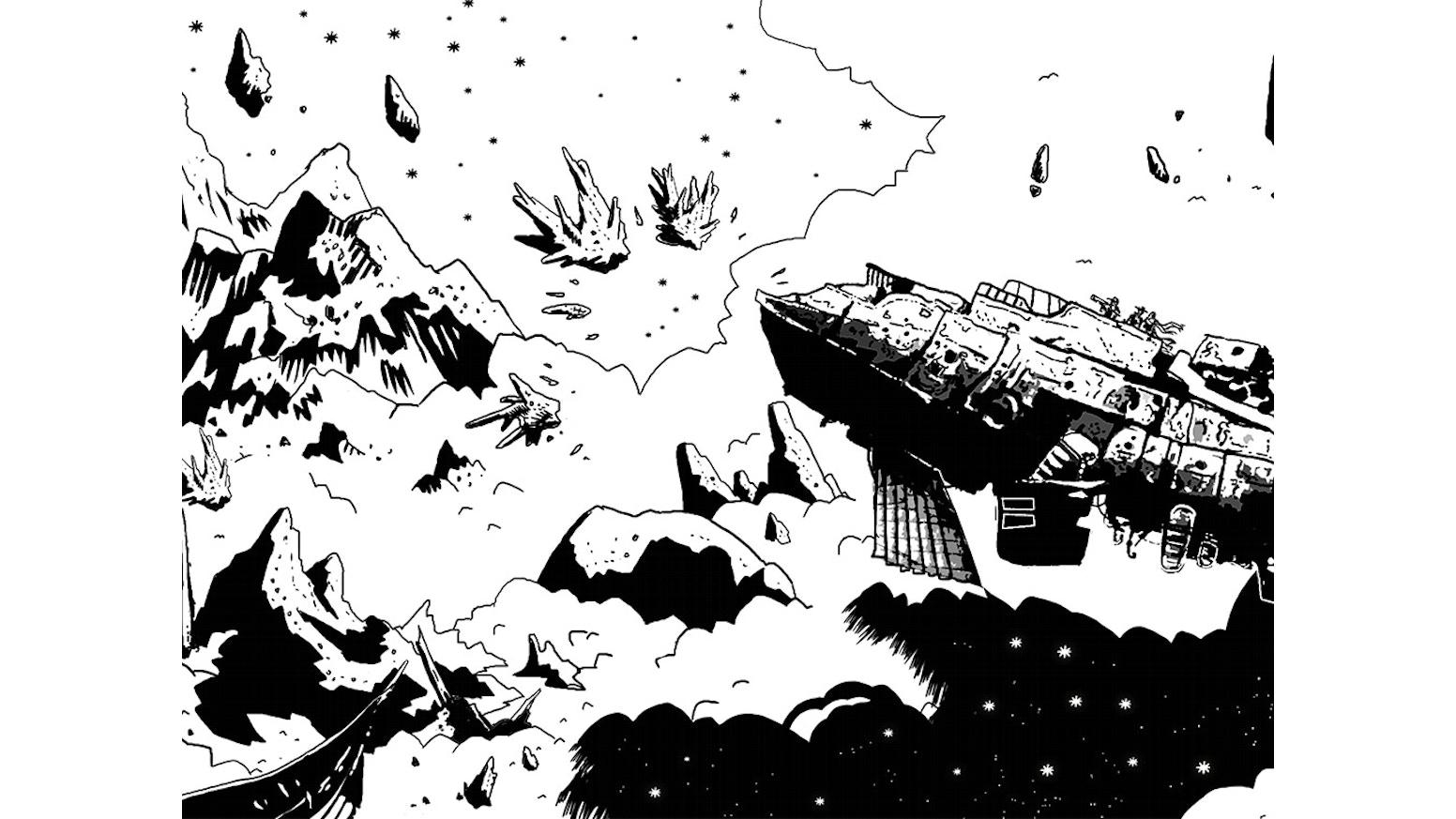 A Sundered World by David Guyll —Kickstarter