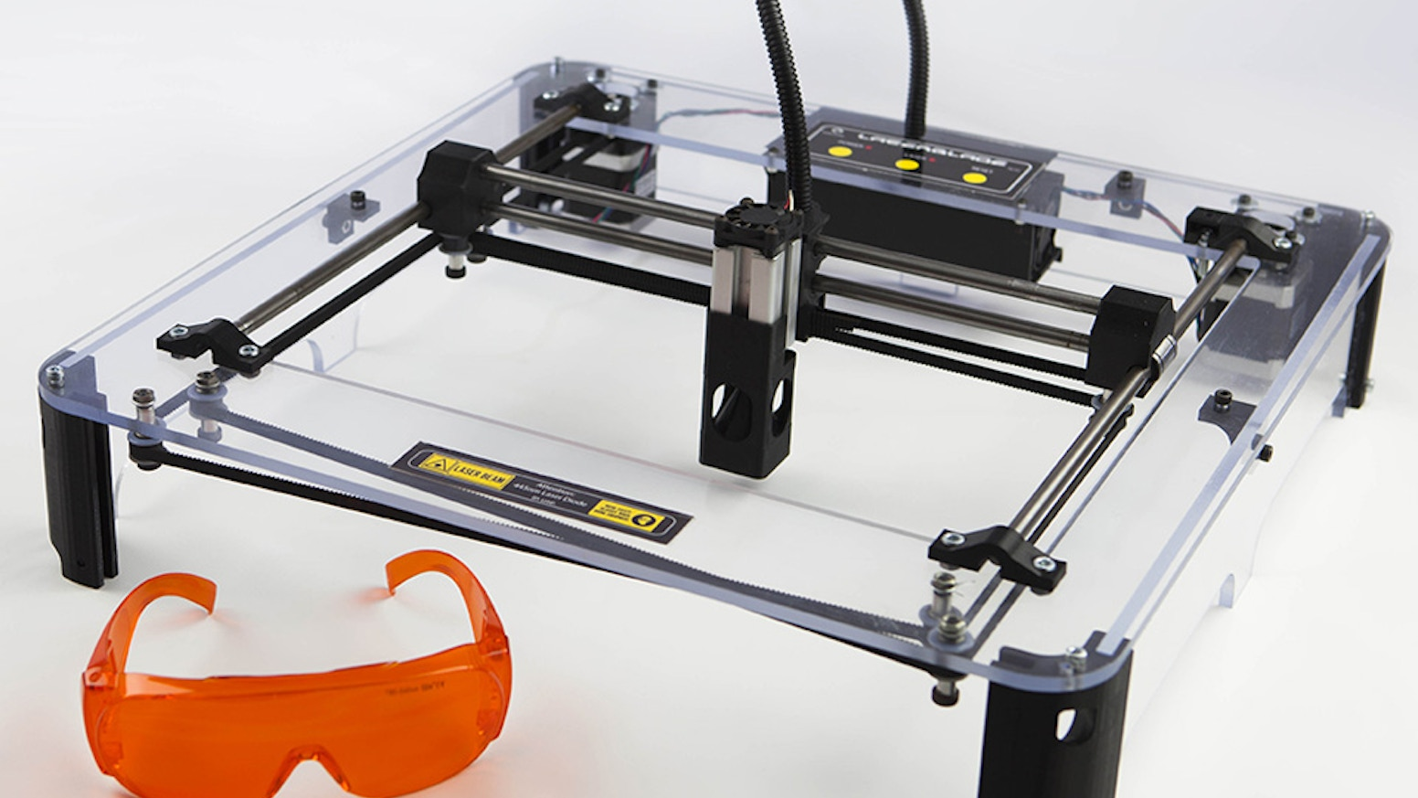 Modish LazerBlade: The affordable laser cutter / engraver by Darkly Labs CH47