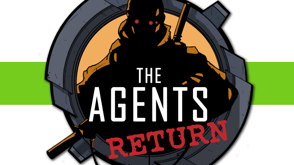 THE AGENTS RETURN - The Double-Edged Cards game is back! project video thumbnail