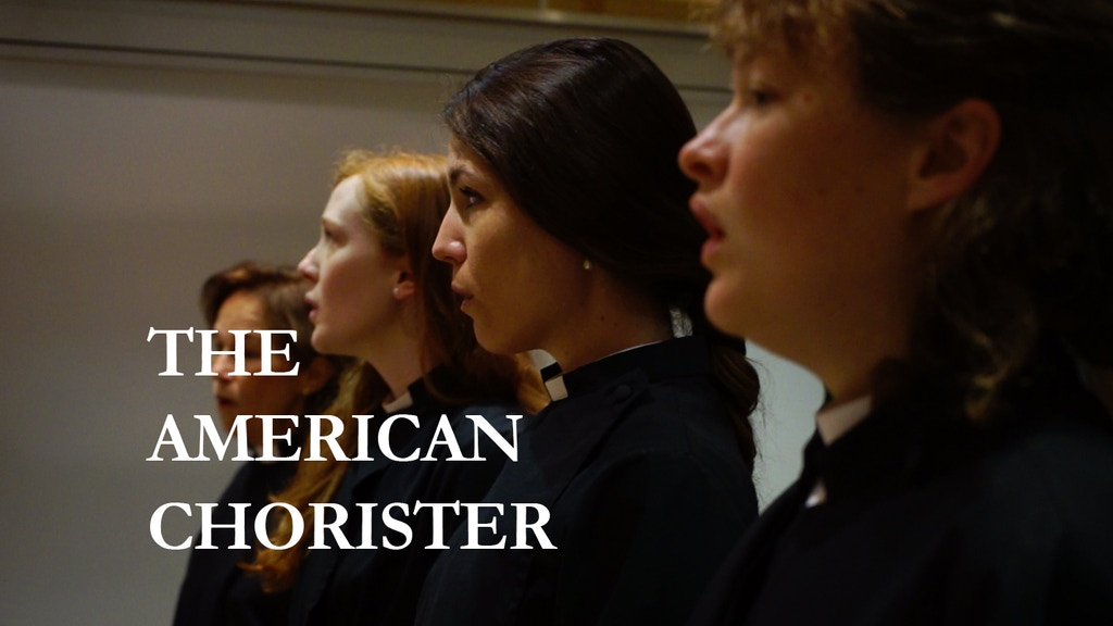 The American Chorister project video thumbnail