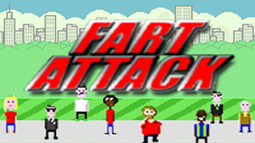 Fart Attack ios/android app project video thumbnail