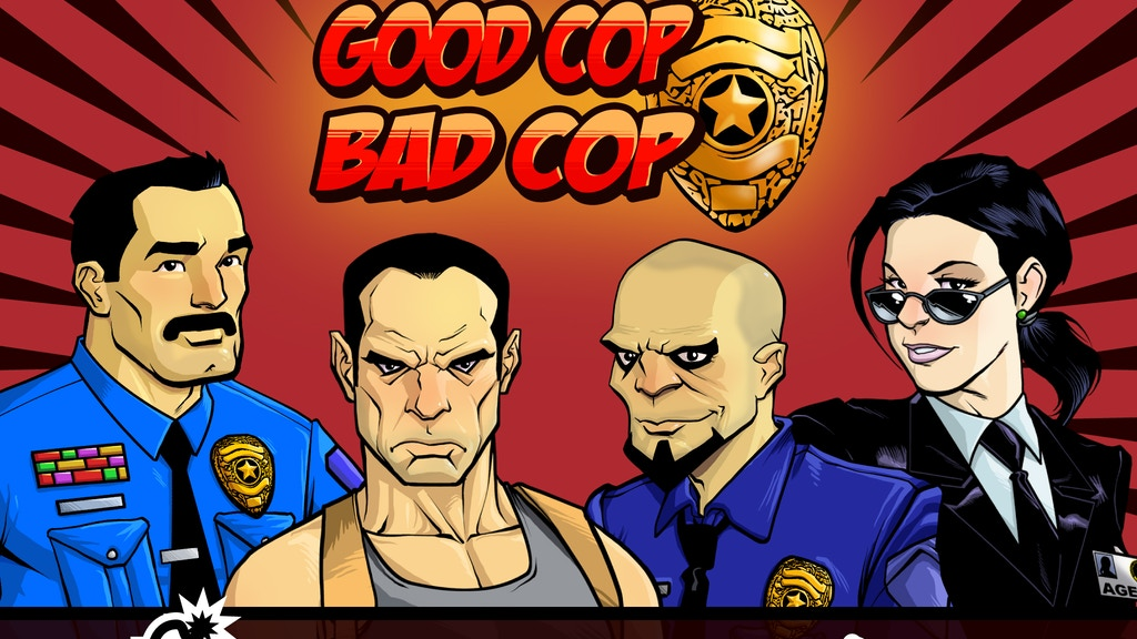 Good Cop Bad Cop: Bombers and Traitors project video thumbnail