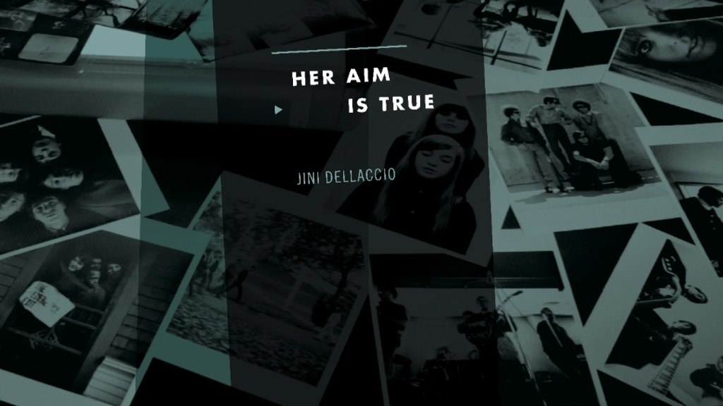 """""""HER AIM IS TRUE"""" Unlikely rock photographer Jini Dellaccio project video thumbnail"""