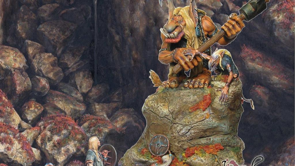 Paul Bonner's Trolls of Trudvang project video thumbnail