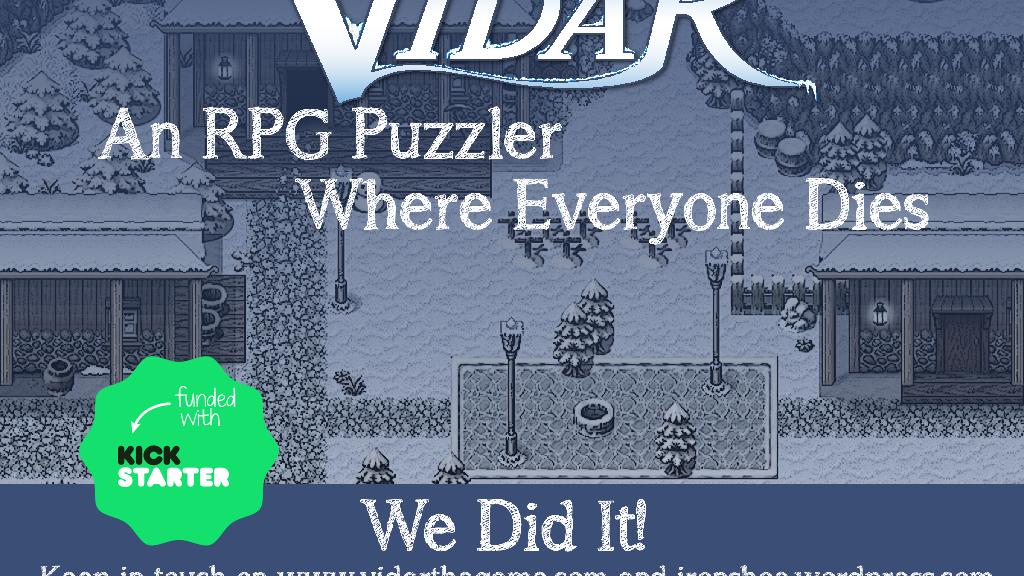 Vidar - An RPG Puzzler Where Everyone Dies project video thumbnail