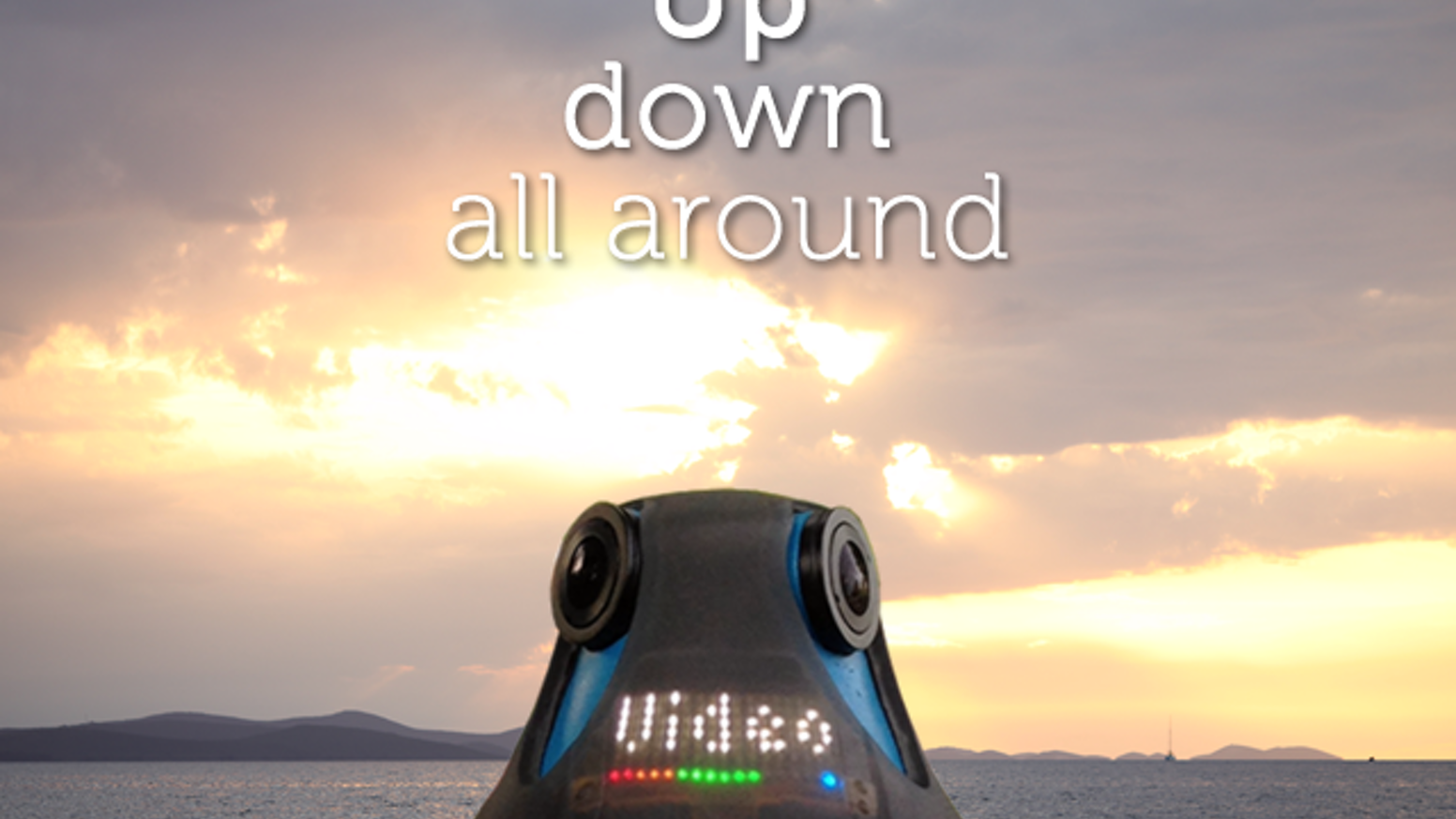 The World's First Full HD 360° Camera by GIROPTIC