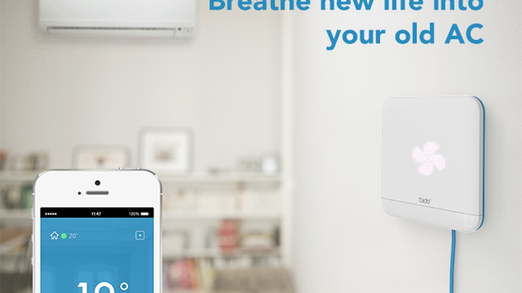 tado° Cooling - Intelligent AC control project video thumbnail