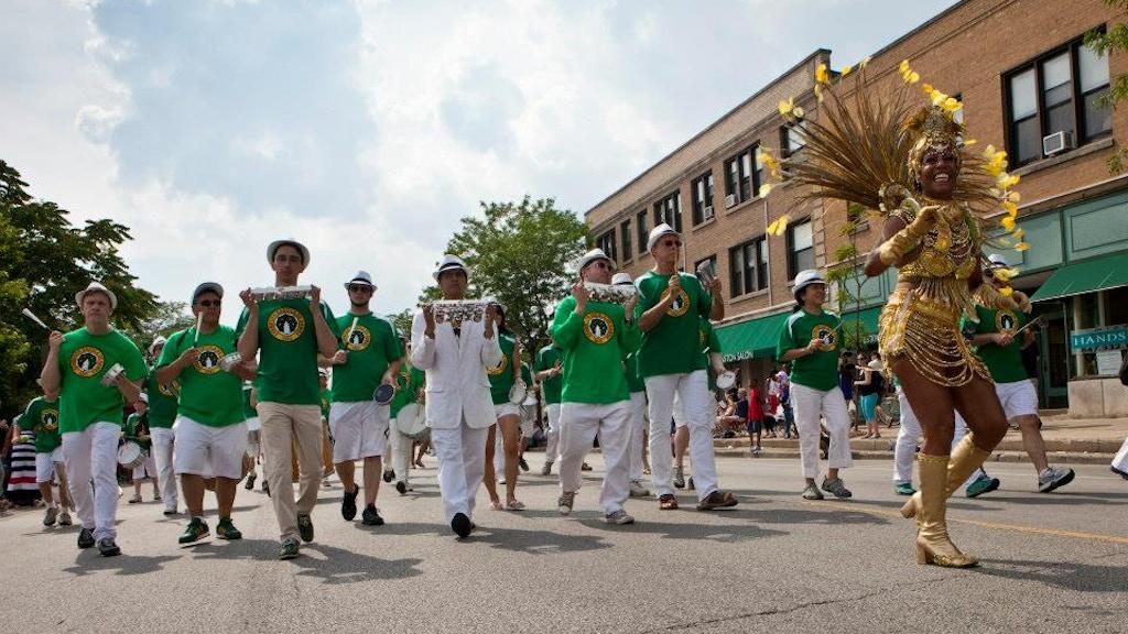 Evanston Escola de Samba 4th of July Parade project video thumbnail