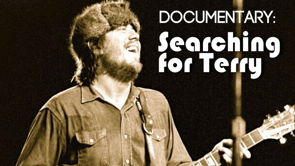Searching for Terry : The Man Behind the Guitar project video thumbnail