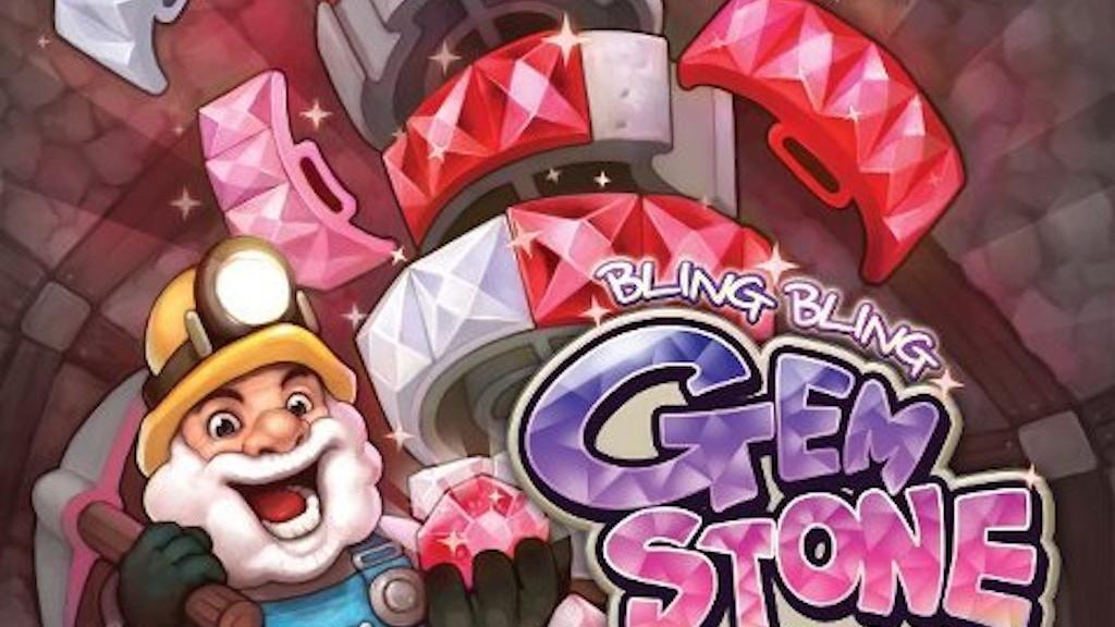 Bling Bling Gemstone Dexterity Game (Tok Tok Woodman 3.0) project video thumbnail