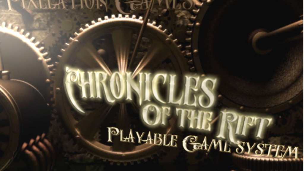 Chronicles of the Rift project video thumbnail