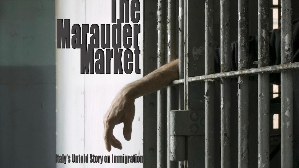 The Marauder Market project video thumbnail