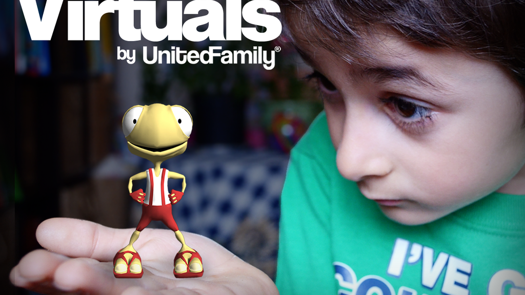 The Virtuals™: High Tech Heroes To Engage & Inspire Kids project video thumbnail