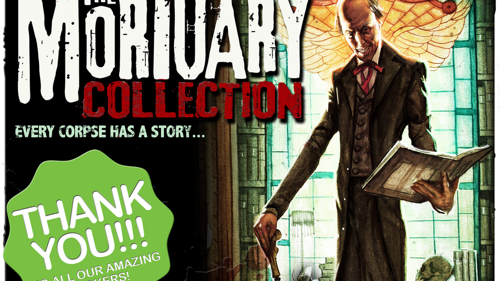 The Mortuary Collection - A Gothic Horror Anthology Film project video thumbnail