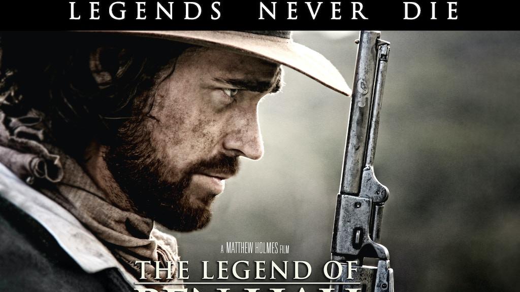 The Legend of Ben Hall - an Australian Bushranger film project video thumbnail