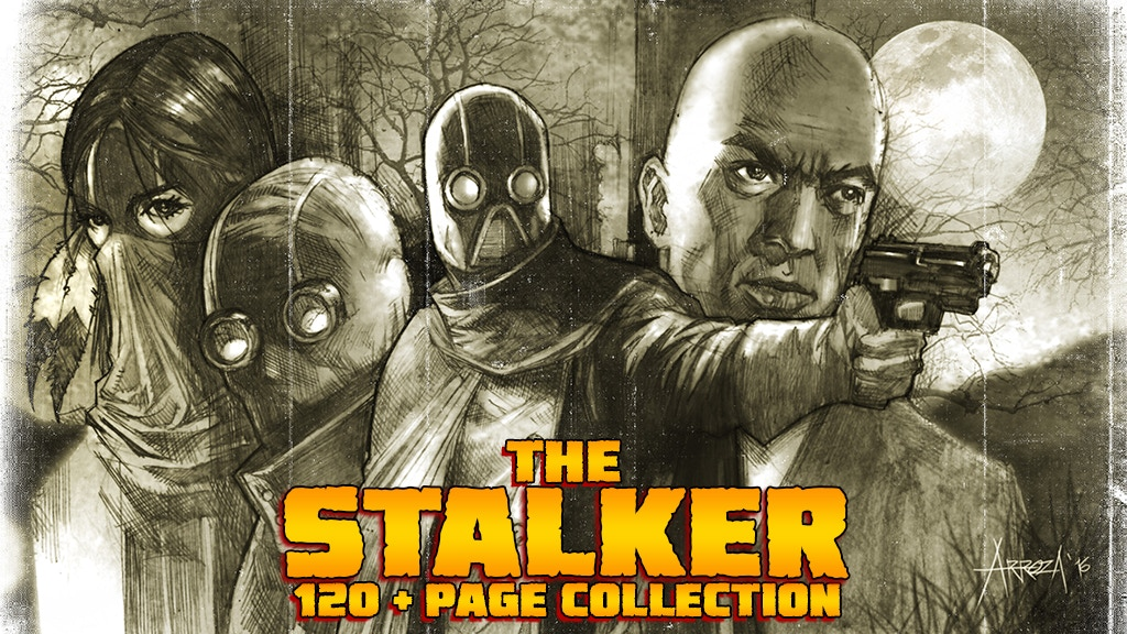 The Stalker Collection project video thumbnail