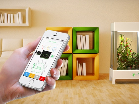 Niwa The World S First Smartphone Controlled Growing