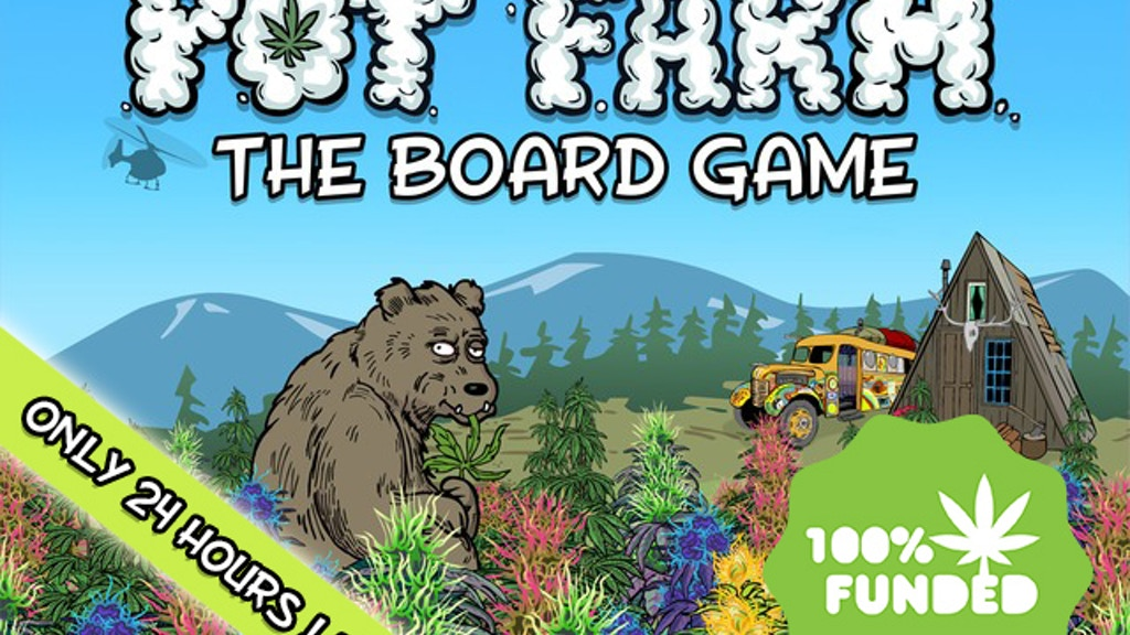 Pot Farm: The Board Game project video thumbnail