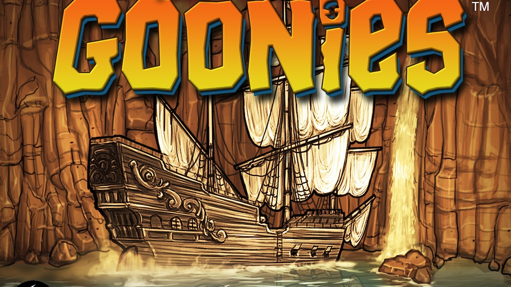 The Goonies Bicycle Playing Cards by USPCC project video thumbnail