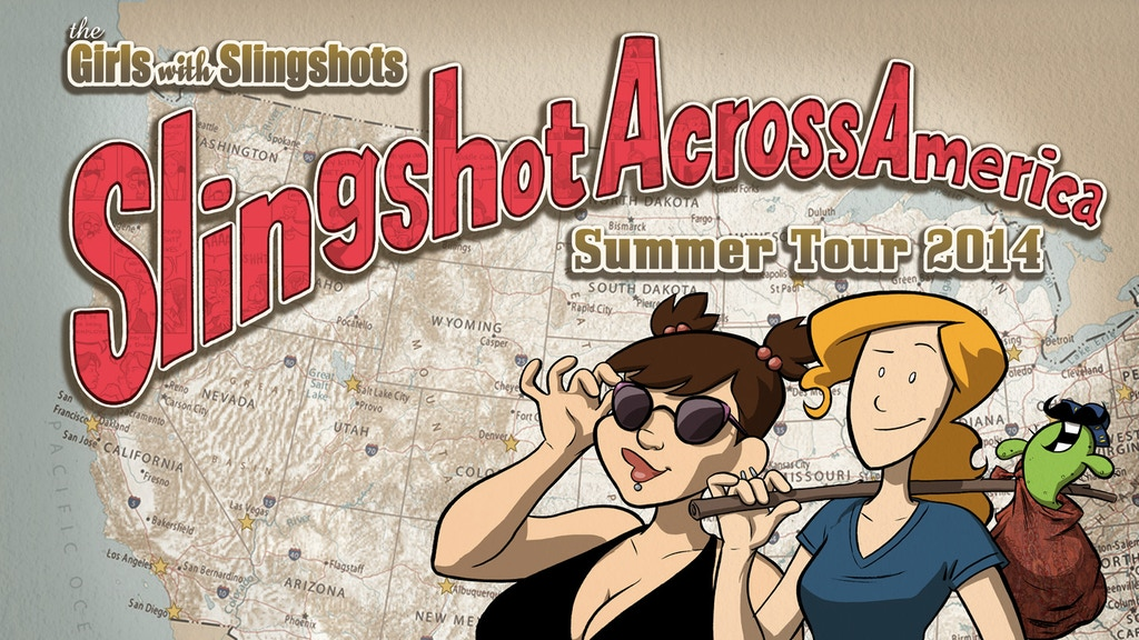 The GWS Slingshot Across America Tour project video thumbnail