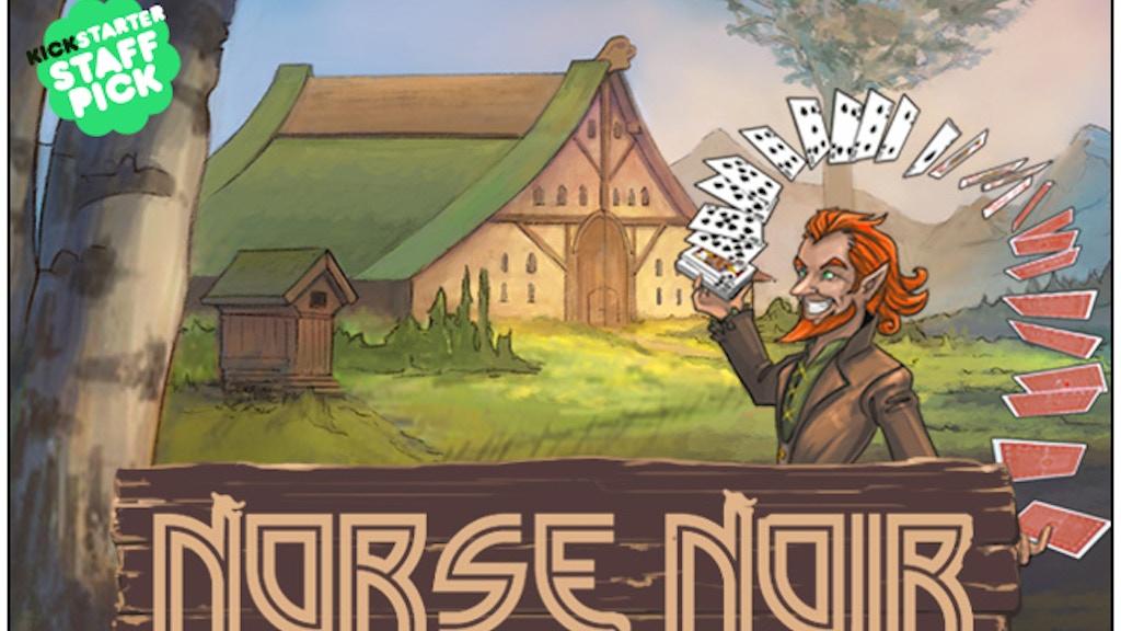 Loki's Exile: A Norse Noir Adventure Game project video thumbnail