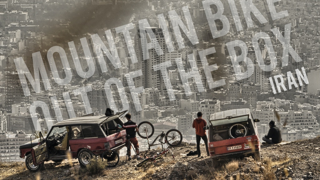 Mountain Bike Out of The Box - IRAN (MTB-action-documentary) project video thumbnail