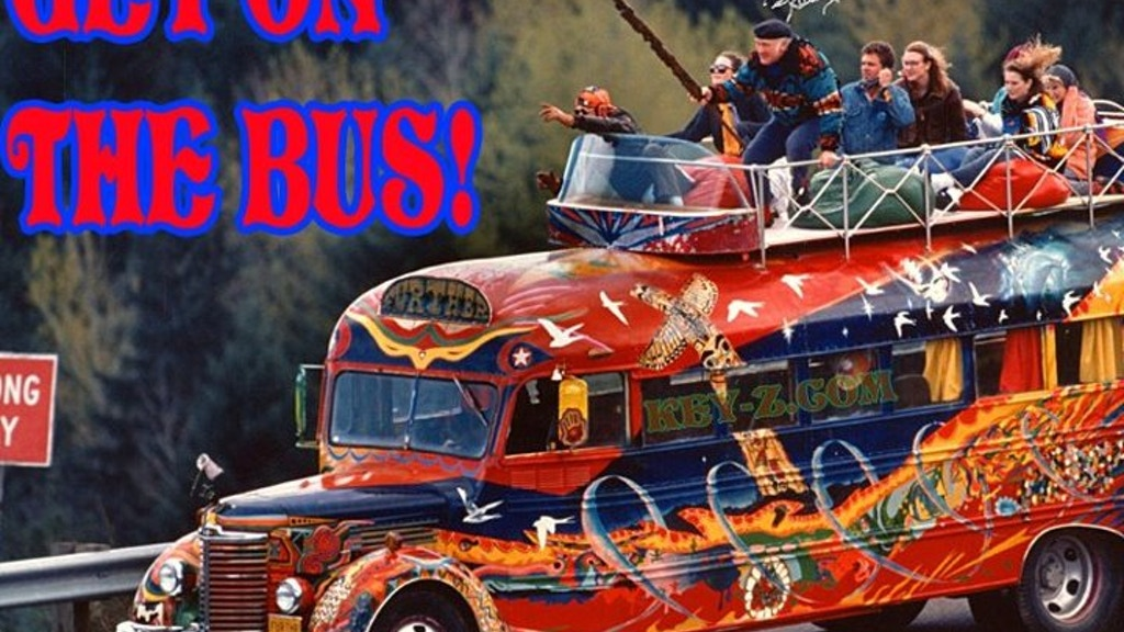 "Furthur Bus 50th Anniversary ""Trip"" project video thumbnail"