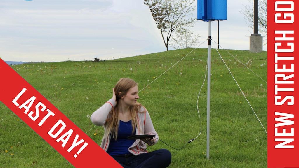 WindPax: Portable Wind Turbines project video thumbnail