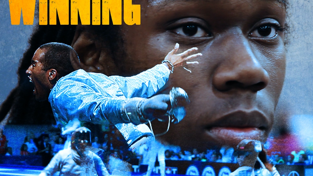 WINNING - fencing documentary project video thumbnail