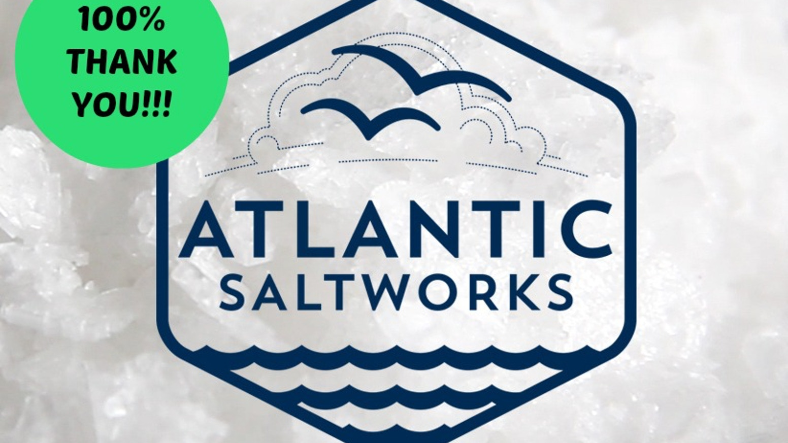 A Modern-Day Salt Works in Gloucester, Mass ! by Atlantic