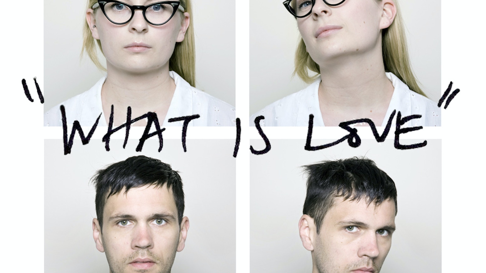 """Redefining the word """"love"""" creatively and collaboratively throughindividual conversations across North America in a pop-up photo studio."""