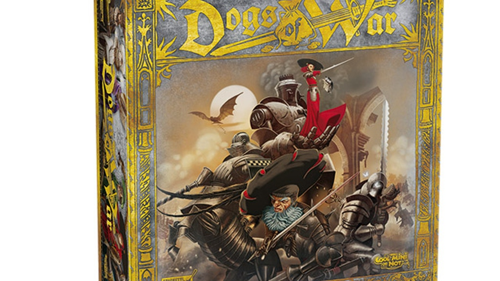 Dogs of War project video thumbnail