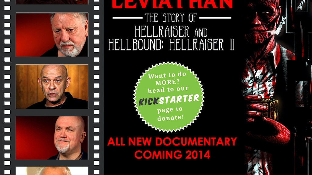 Leviathan Hellraiser Documentary Production project video thumbnail